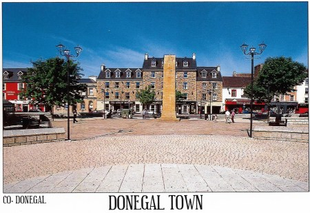 Donegal Postcard