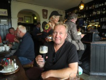 Ireland Drinking Guinness