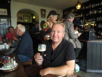 Ireland Drinking Guinness