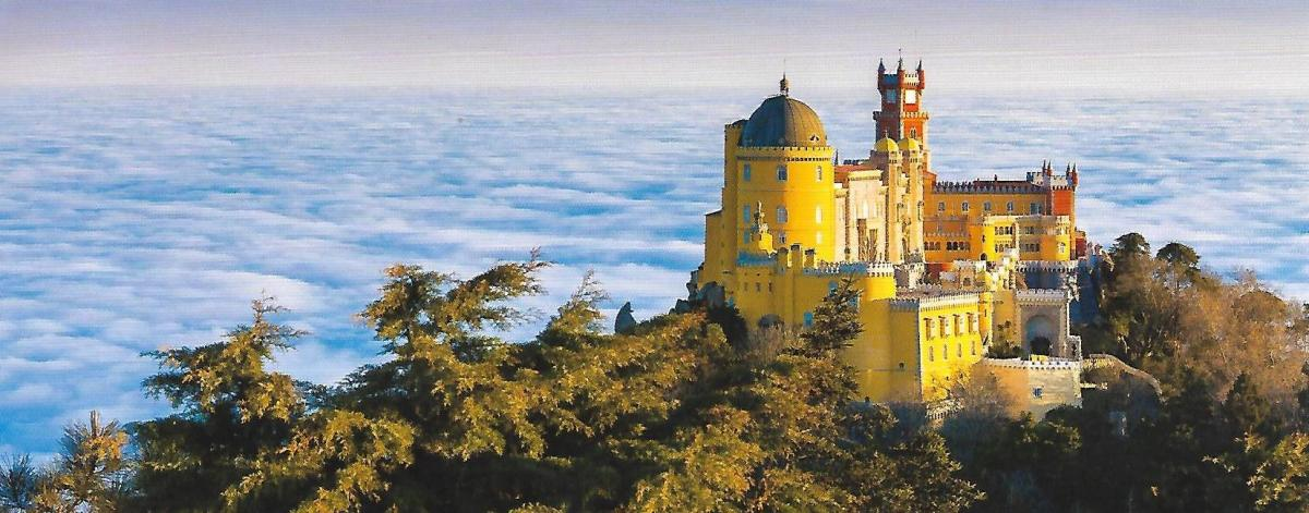 Portugal, Train Tickets and The Palace at Sintra