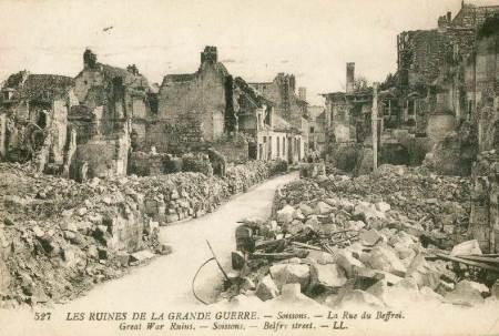 soissons 1919