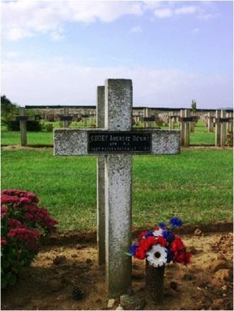 Ambleny cemetery