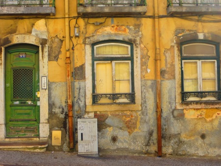 Lisbon Doors and windows