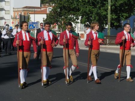 Tomar Portugal Parade