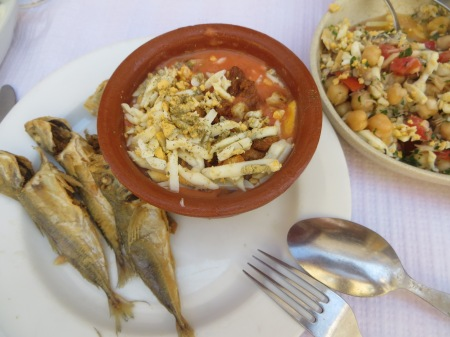 Portugal a simple lunch