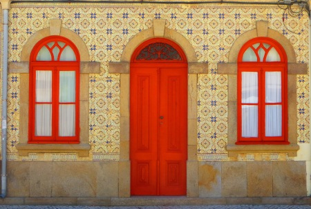 Portugal Red Door