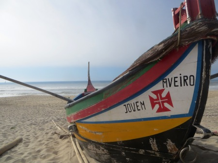 Portugal Furaduero Fishing Boat