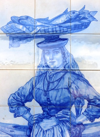 Portugal Fishing Tiles