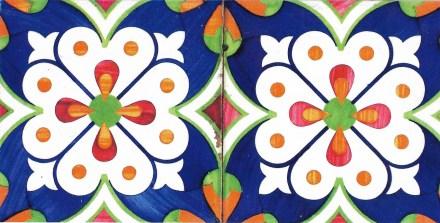 Ovar Azulejo Ceramic Tile