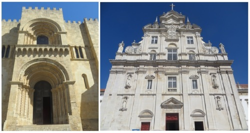 Coimbra Cathedrals