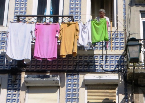 Lisbon Washing Line