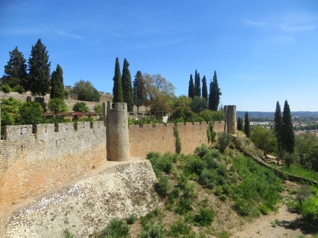 Tomar Portugal Castle of the Knights