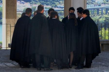 Coimbra University Freshers Week Vampires