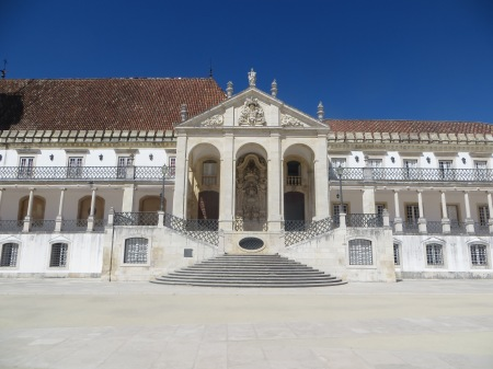 The University of Coimbra Portugal