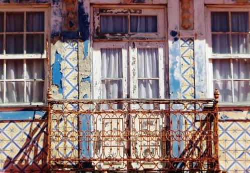Furadouro Balcony