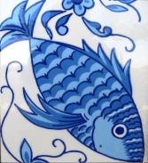 Fish Tile Ovar