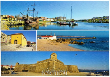 Vila do Conde Postcard