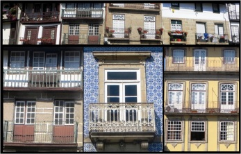 Guimaraes Balconies