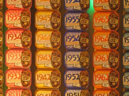 Sardine Cans Portugal