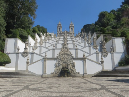 Staircase Bom Jesus do Monte Braga