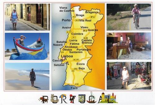 Kim in Portugal