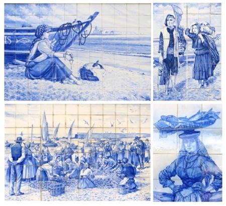 Pavoa de Varzim Azulejo