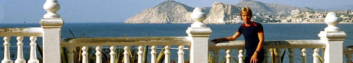 Hotel Don Juan, Benidorm 1977
