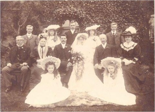 Edwardian Wedding