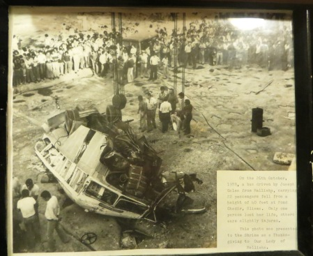 Malta Bus Accident 1978