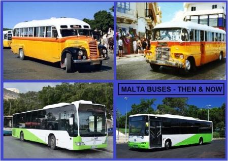 Malta Buses