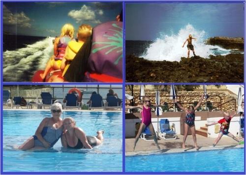 Mellieha Bay Sea and Pool