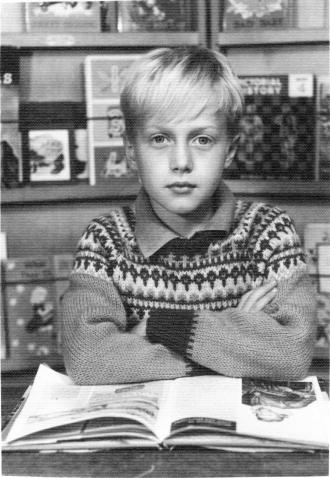 Andrew age 10