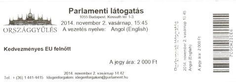 Budapest parliament (1)