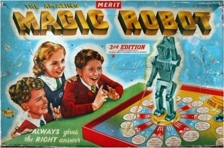Magic Robot