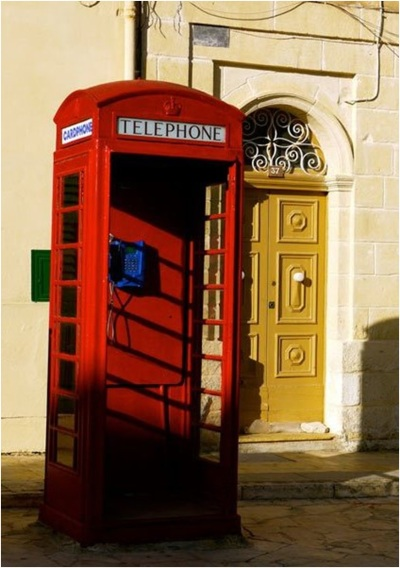 Malta Phone Box