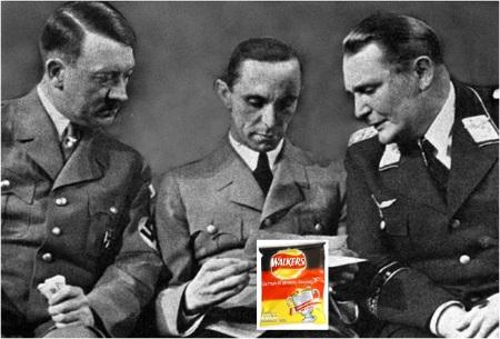 Nazi Crisps