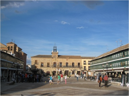 Almagro Plaza Mayor