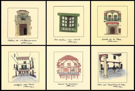 Almagro Watercolours