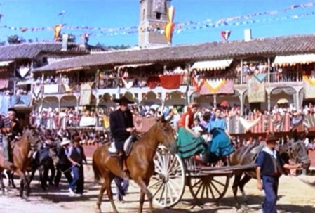 Around the World in 80 days Chinchon