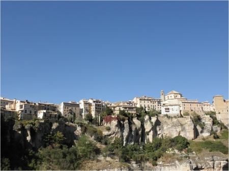 Cuenca Blue Sky