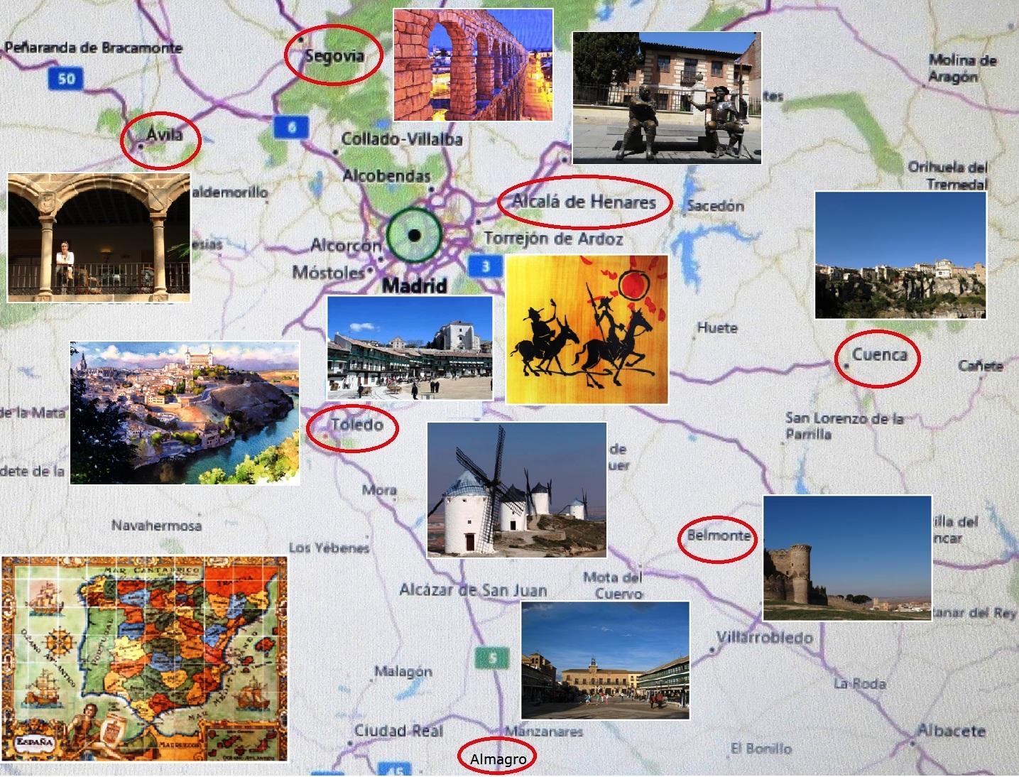 Salamanca Have Bag Will Travel