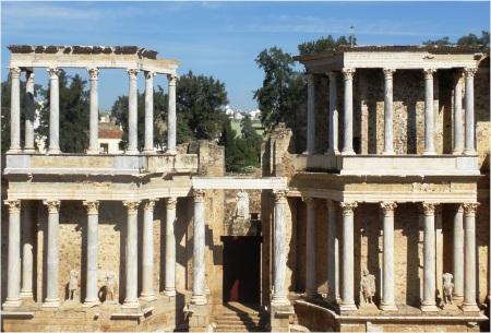Merida Roman Theatre