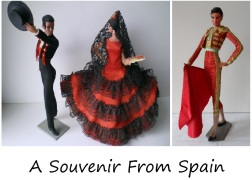 Souvenirs from Spain