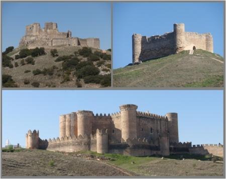 Spain Castles