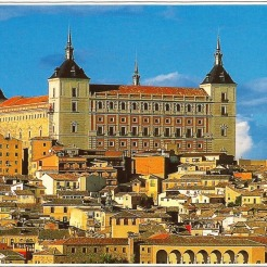 Spain - Historic City of Toledo 1