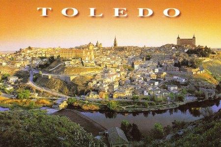 Toledo Postcard