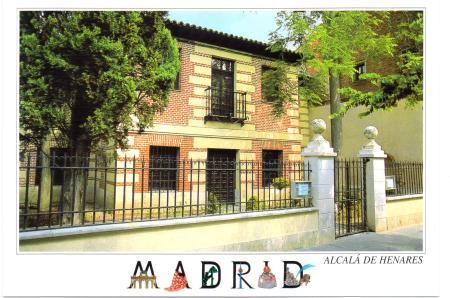 Cervantes House Alcala de Henares