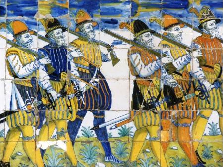Talavera de la Reina Soldiers