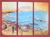 Bay of Naples Painting