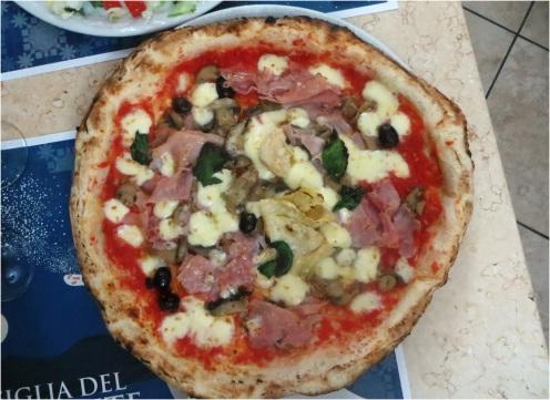 My Pizza in Naples